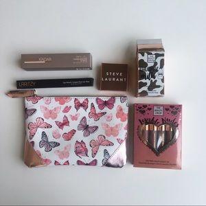 Rose Gold Makeup Sampler